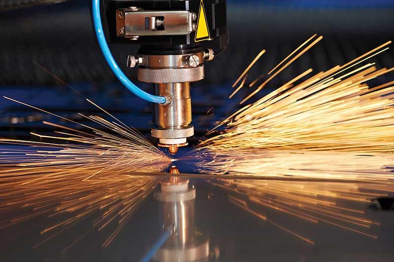 Roto Laser Cutting Metal