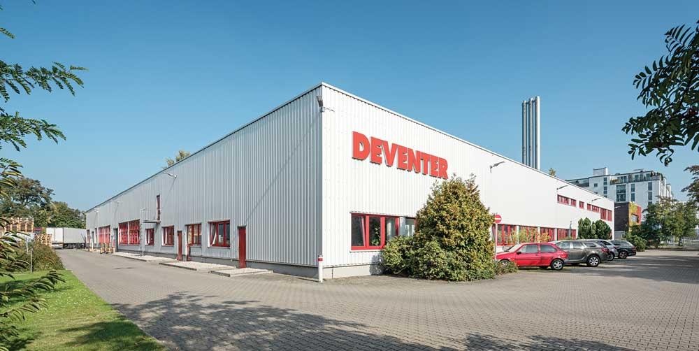 Deventer-Building