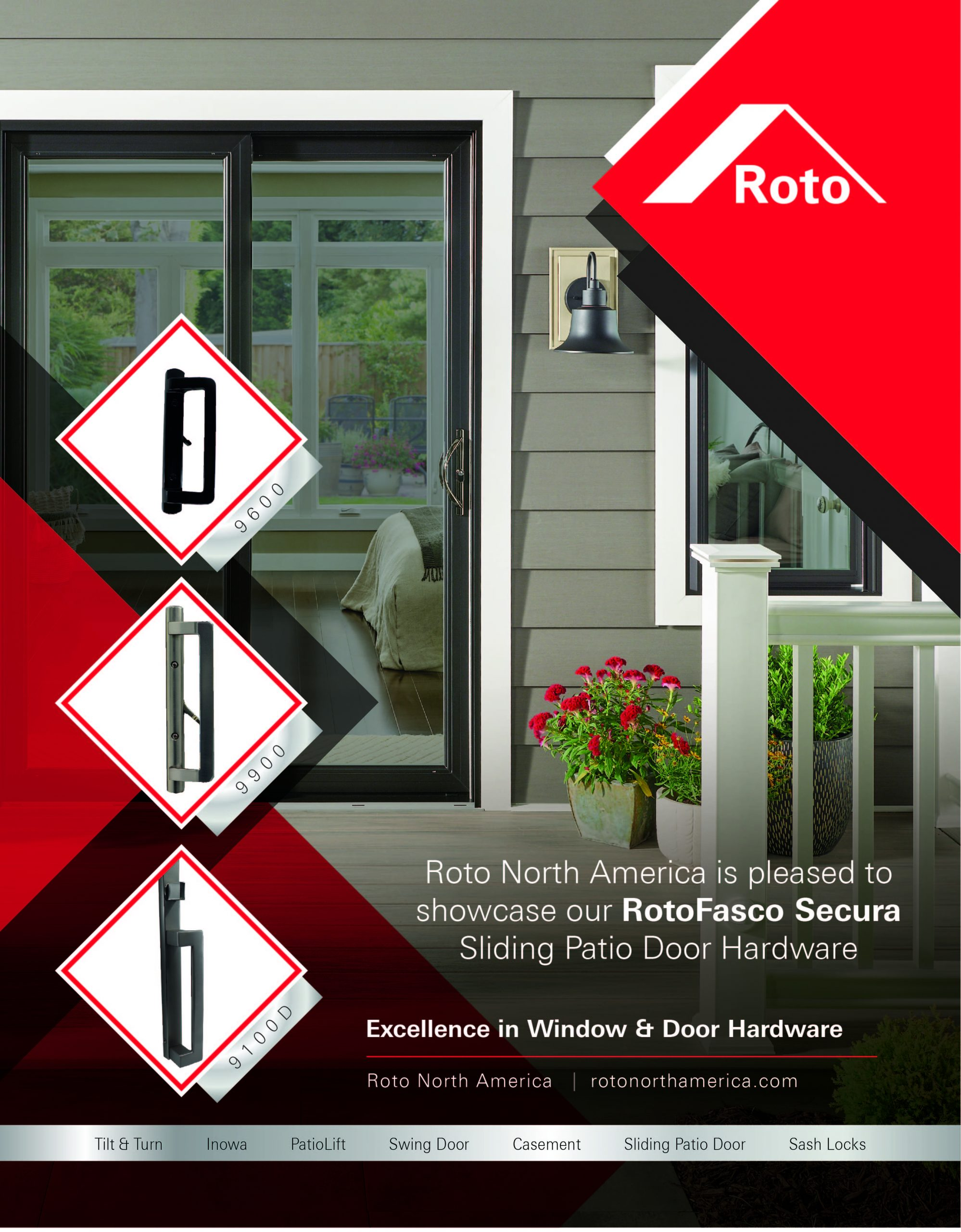 Roto North America Sliding Patio Ad